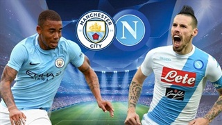 Preview Man City-Napoli